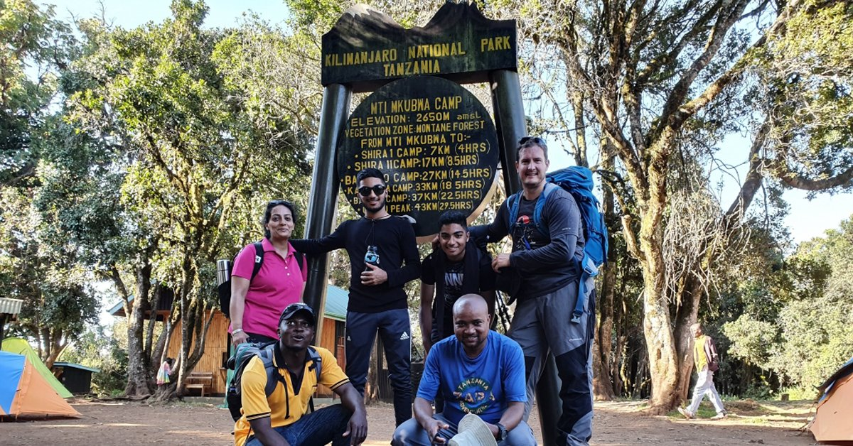 James Kilimanjaro