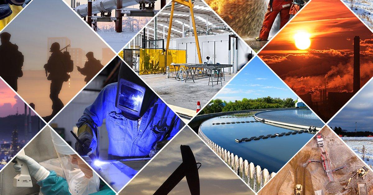 Lockdown industries