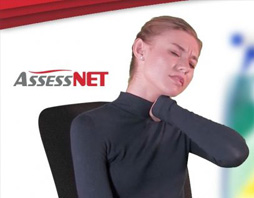 ASSESSNET'S NEW MODULES, NECK AND BACK PAIN, CLEANING CHEMICALS RISK FI