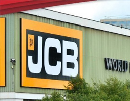 DHL AND JCB ARE BOTH FINED AFTER A WORKER IS STRUCK FI