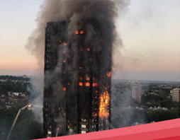 GRENFELL TOWER FIRE IN LONDON, FIRE SAFETY ADVICE FROM RISKEX FI