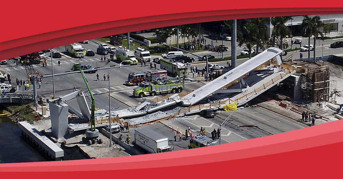MIAMI BRIDGE COLLAPSE – CUTTING CORNERS AND US GOVERNMENT'S SAFETY REGULATIONS ROLLBACK AI