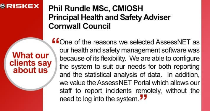 Cornwall Council sounds bite