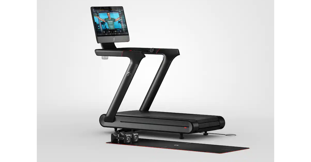 US Peloton users warned to stop using treadmill after child death AI