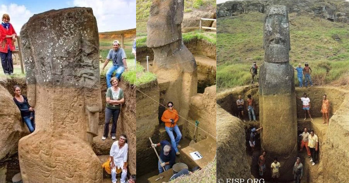 Easter Island AI