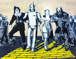 """Health and safety horrors filming """"The Wizard of Oz"""" in 1939 FI"""