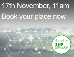 Aligning technology with emerging health and safety risks- Riskex Webinar in association with SHP fI